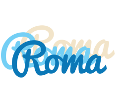 Roma breeze logo