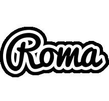 Roma chess logo