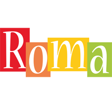 Roma colors logo