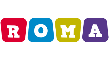 Roma daycare logo
