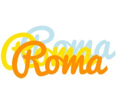 Roma energy logo