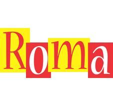 Roma errors logo