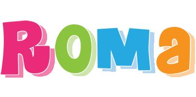 Roma friday logo