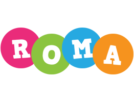 Roma friends logo