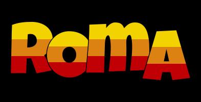 Roma jungle logo