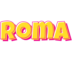Roma kaboom logo