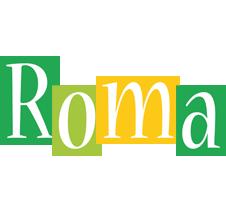 Roma lemonade logo