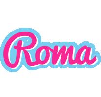 Roma popstar logo