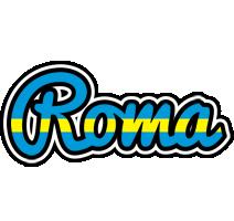 Roma sweden logo