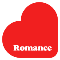 ROMANCE logo effect. Colorful text effects in various flavors. Customize your own text here: https://www.textGiraffe.com/logos/romance/