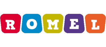 Romel kiddo logo