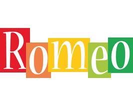 Romeo colors logo