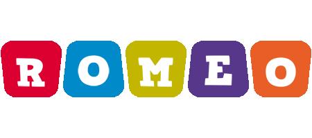 Romeo kiddo logo