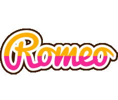 Romeo smoothie logo