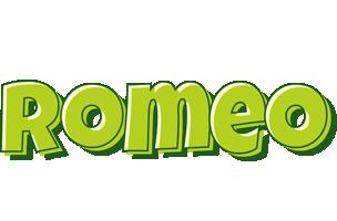 Romeo summer logo