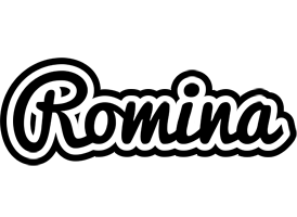 Romina chess logo