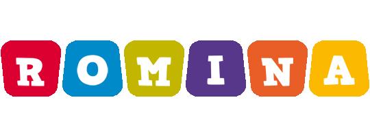 Romina daycare logo