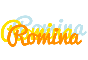 Romina energy logo
