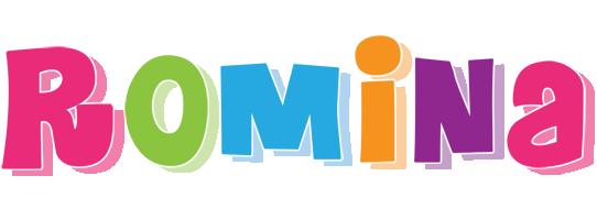 Romina friday logo