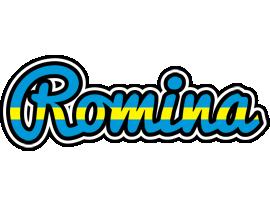 Romina sweden logo