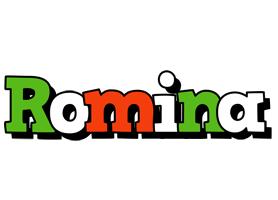 Romina venezia logo