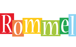 Rommel colors logo
