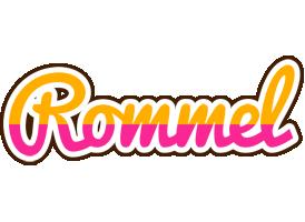 Rommel smoothie logo
