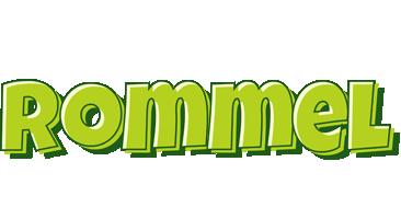 Rommel summer logo
