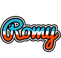 Romy america logo