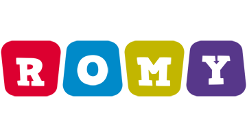 Romy daycare logo