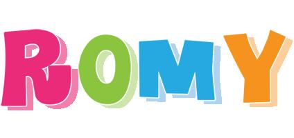 Romy friday logo
