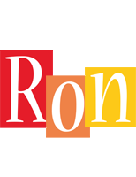 Ron colors logo