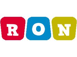 Ron daycare logo
