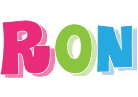 Ron friday logo