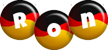 Ron german logo