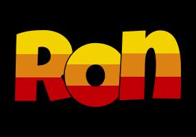 Ron jungle logo