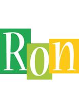 Ron lemonade logo