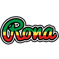 Rona african logo