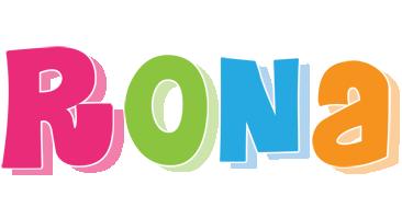 Rona friday logo