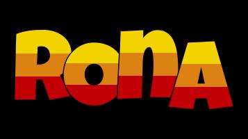 Rona jungle logo