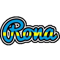 Rona sweden logo