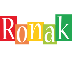 Ronak colors logo