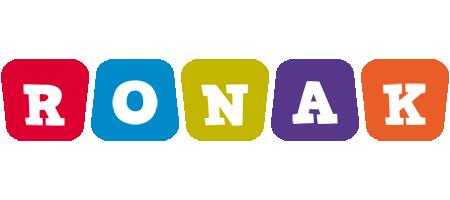 Ronak kiddo logo