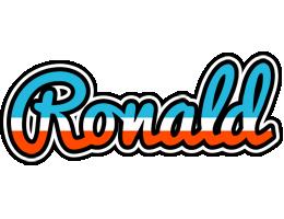 Ronald america logo