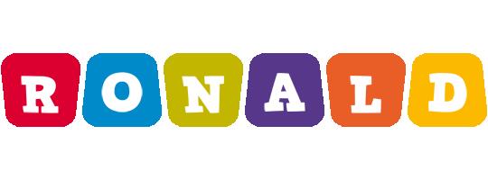 Ronald daycare logo