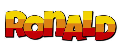 Ronald jungle logo