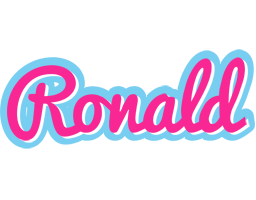 Ronald popstar logo