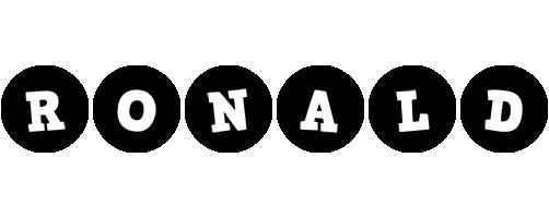 Ronald tools logo