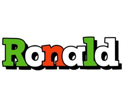Ronald venezia logo