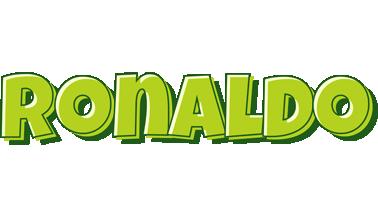 Ronaldo summer logo